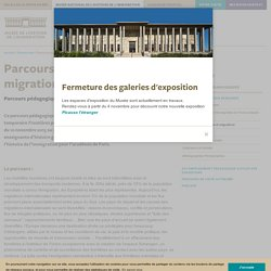Musée Histoire Migrations - Parcours : Frontières et migrations