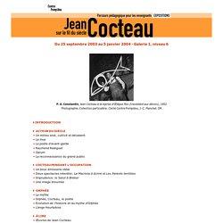 Parcours pédagogique : Jean Cocteau