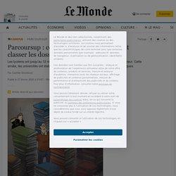 Parcoursup: comment les universités vont classer les dossiers des candidats