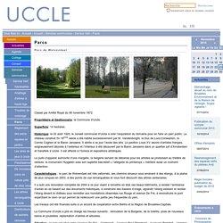 Parcs — Uccle Ukkel