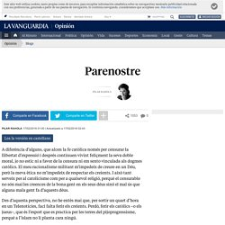 Parenostre