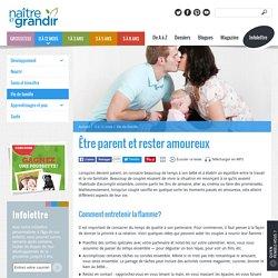 Être parent et rester amoureux