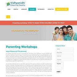 Parenting Skills Courses Vashi Thane