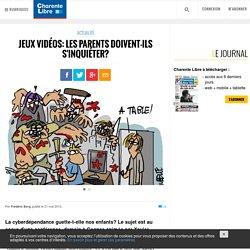 Jeux vidéos: les parents doivent-ils s'inquiéter?