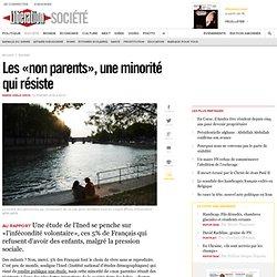 Les «non parents», une minorité qui résiste