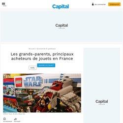 doc 19 : Les grands-parents, principaux acheteurs de jouets en France
