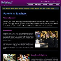 Parents & Teachers