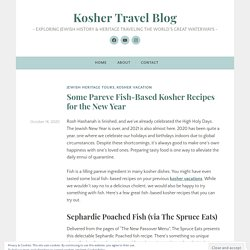 Some Pareve Fish-Based Kosher Recipes for the New Year