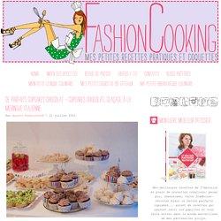 Fashion Cooking Parfaits Cupcakes Chocolat