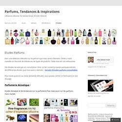 Etudes Parfums