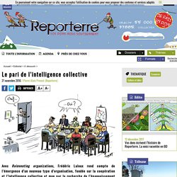 Le pari de l'intelligence collective