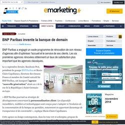 BNP Paribas invente la banque dedemain