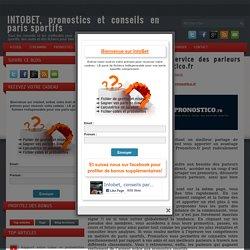 Les réseaux sociaux au service des parieurs sportifs, l'exemple Pronostico.fr ~ INTOBET, pronostics et conseils en paris sportifs