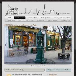 Blog: Parijs mijn stad