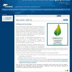 Paris 2015 - COP 21
