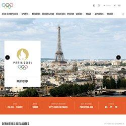 Paris 2024 Jeux Olympiques d'été en France