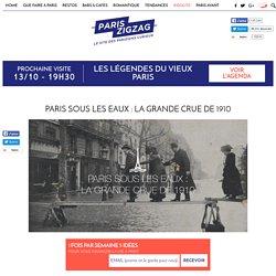 Paris sous les eaux : la grande crue de 1910