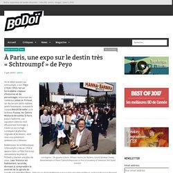 À Paris, une expo sur le destin très «Schtroumpf» de Peyo