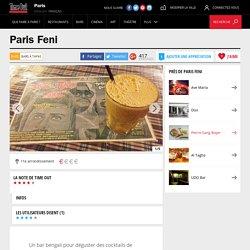 Bars à 11e arrondissement, Paris