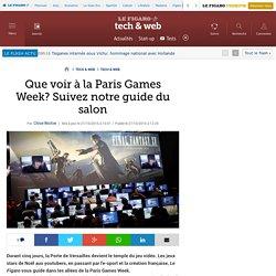 Que voir à la Paris Games Week? Suivez notre guide du salon