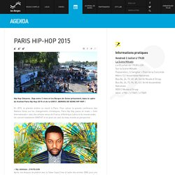 PARIS HIP-HOP 2015
