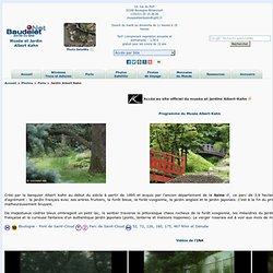 Manifestations jardins pearltrees for Jardins anglais celebres