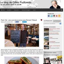 Paris 12e : une cure de jouvence avec Romain Thibault