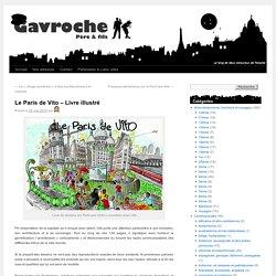 Le Paris de Vito – Livre illustré