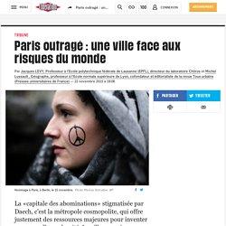 Paris outragé : uneville face aux risques du monde