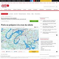 Paris se prépare à la crue du siècle