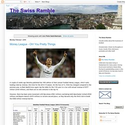 The Swiss Ramble: Paris Saint-Germain