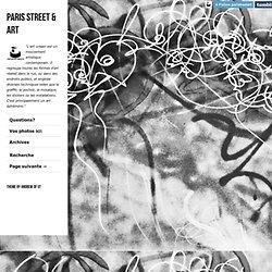 Paris Street & Art