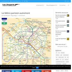 Le Métro parisien autrement