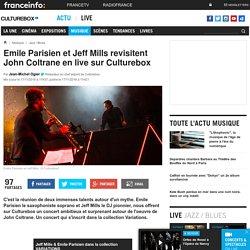emile parisien jeff mils culturebox.francetvinfo