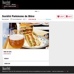Société Parisienne de Bière 75017 ***