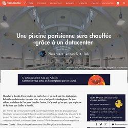 Une piscine parisienne sera chauffée grâce à un datacenter - Tech
