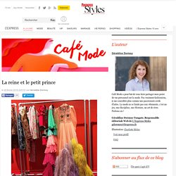 Café Mode, the eye of a Parisian (almost) to the page - Lexpress Styles