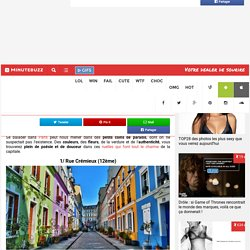 10 rues parisiennes aussi insolites que magnifiques