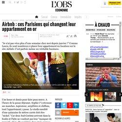 Airbnb : ces Parisiens qui changent leur appartement en or