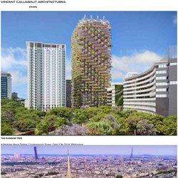 Vincent Callebaut Architectures PARISSMARTCITY2050