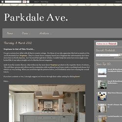 Parkdale Ave.: Neptune Is Out of This World...