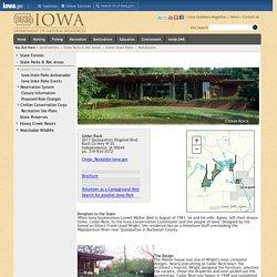Cedar Rock Walter Residence