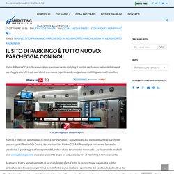 Il sito di ParkinGO è tutto nuovo: parcheggia con noi!
