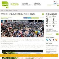 Parkings à vélo : notre sélection insolite