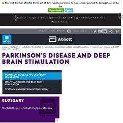 Parkinson's Disease and Deep Brain Stimulation