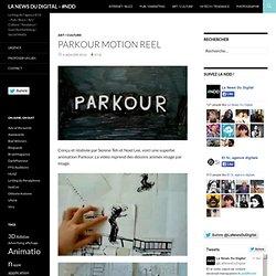 Parkour Motion Reel