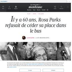 Il y a 60 ans, Rosa Parks refusait de céder sa place dans le...