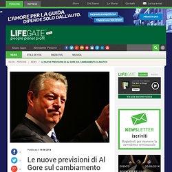 Al Gore habla sobre el clima como un jefe con un artículo en la revista Rolling Stone