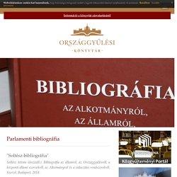 Parlamenti bibliográfia