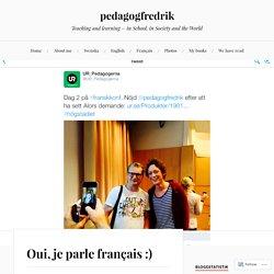 Oui, je parle français :)